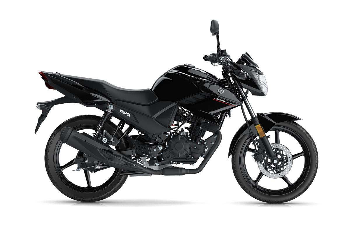 Midnight Black YS125
