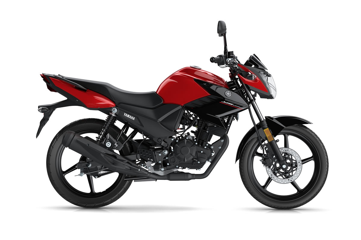 Power Red YS125