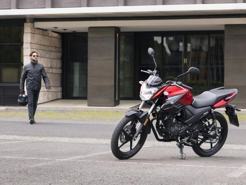 Yamaha YS125 2017