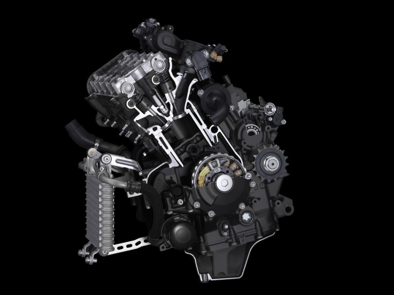 Yamaha YZF-R1 Free Akrapovic Race Exhaust 2019