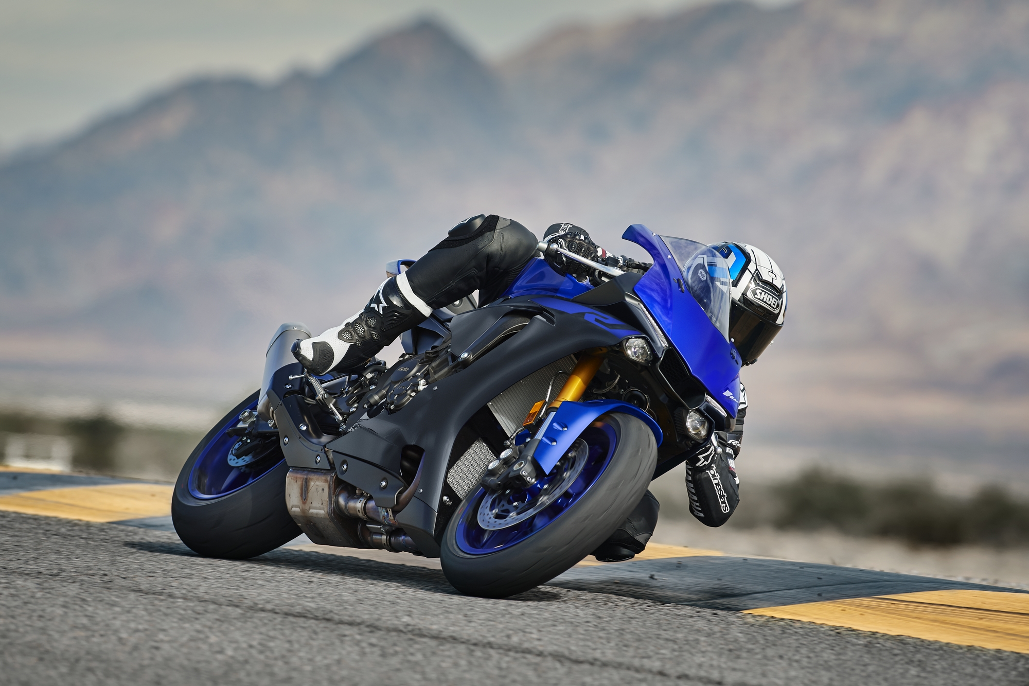 Yamaha YZF-R1 Free Akrapovic Race Exhaust