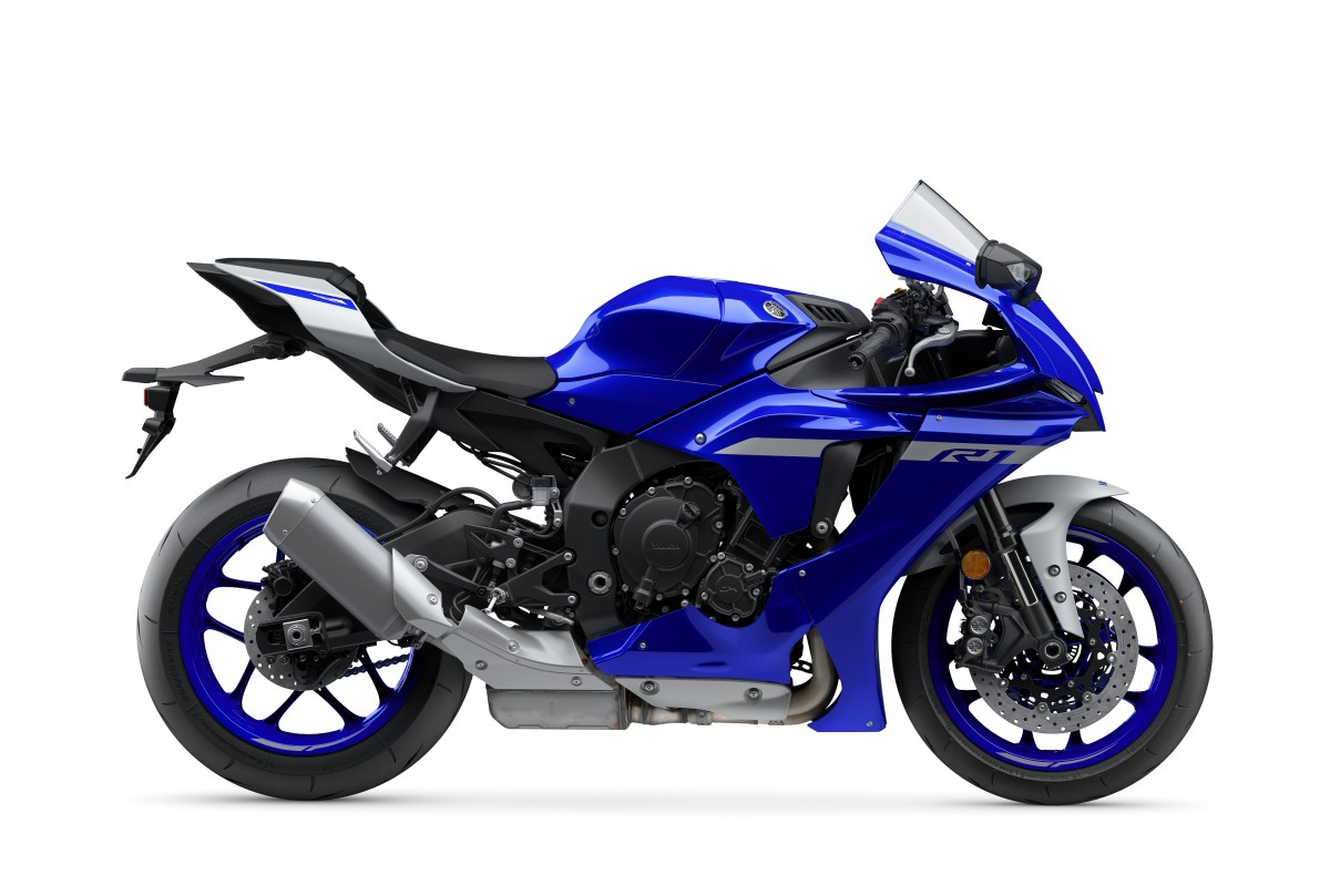 Icon Blue YZF-R1