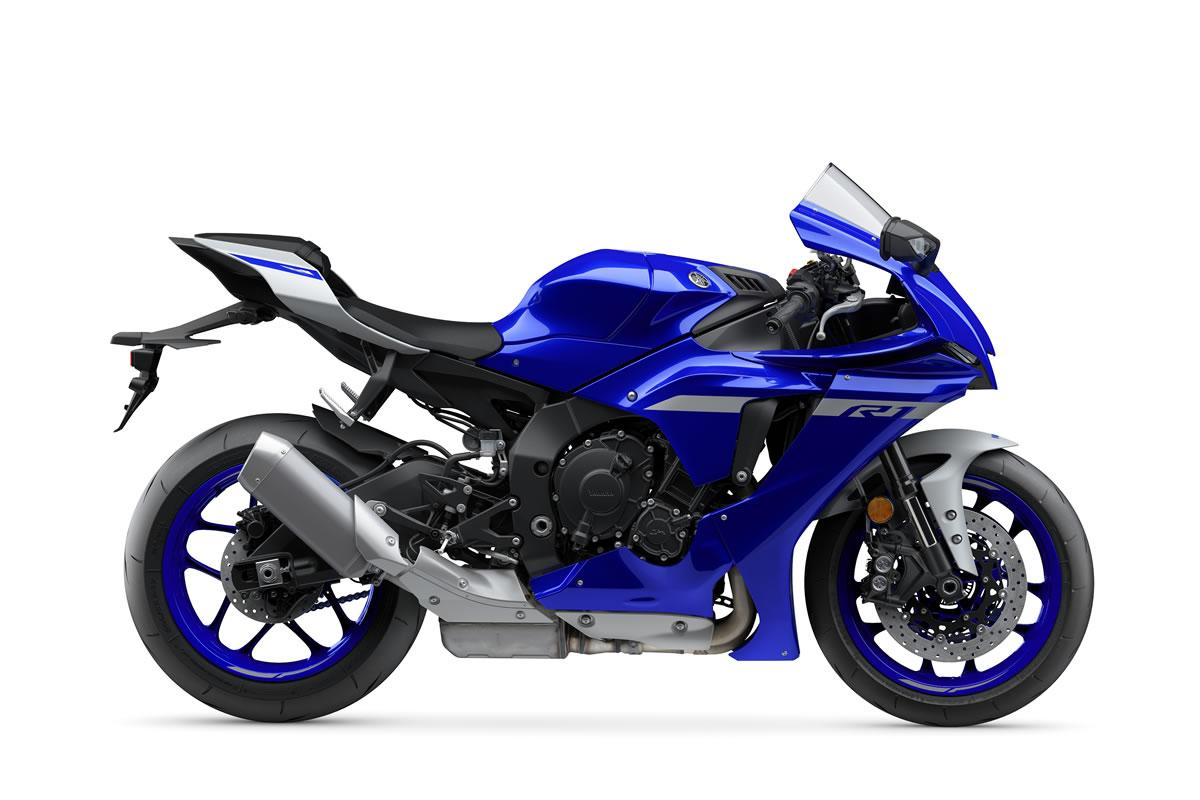 New Yamaha YZF-R1