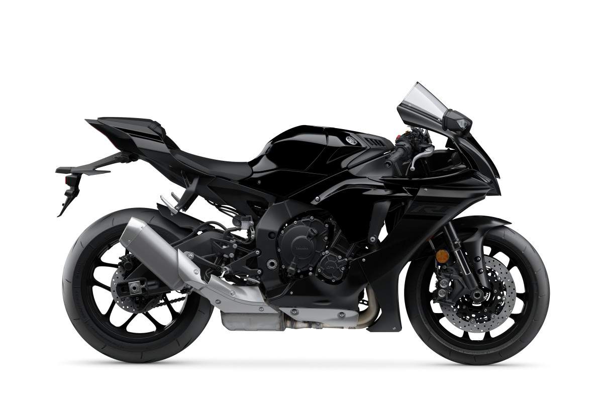 Midnight Black YZF-R1