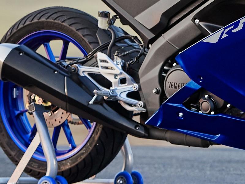 Yamaha YZF-R125 2020