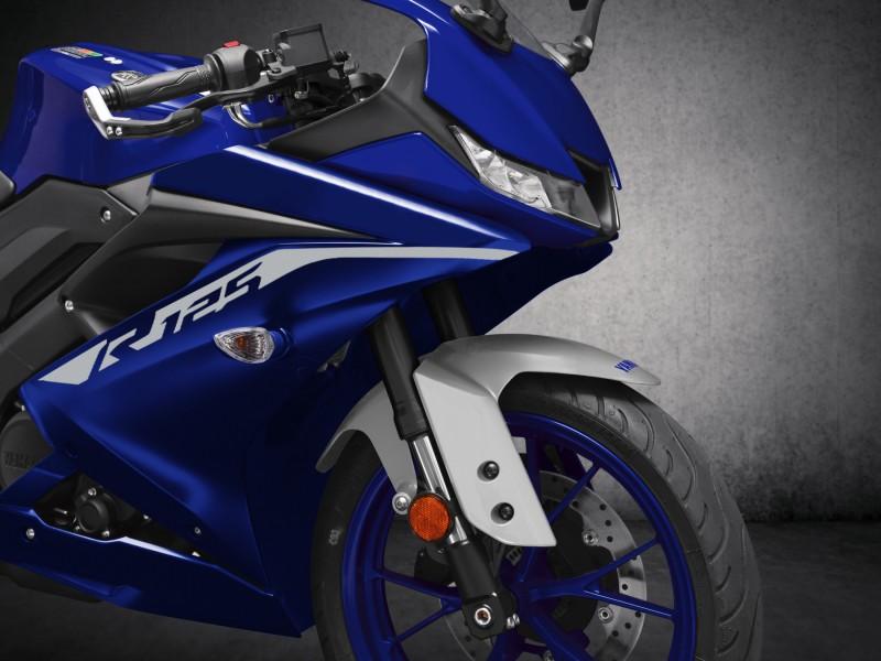 Yamaha YZF-R125 2021