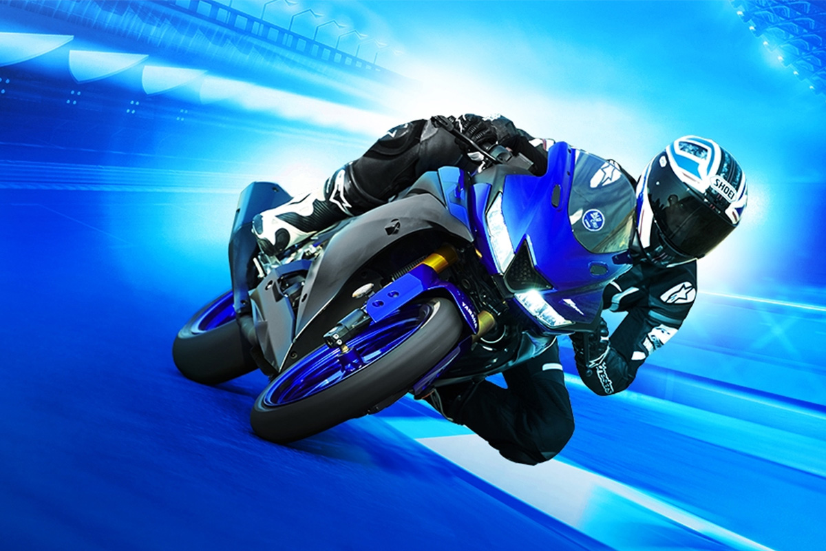 Yamaha YZF-R125 MotoGP '19