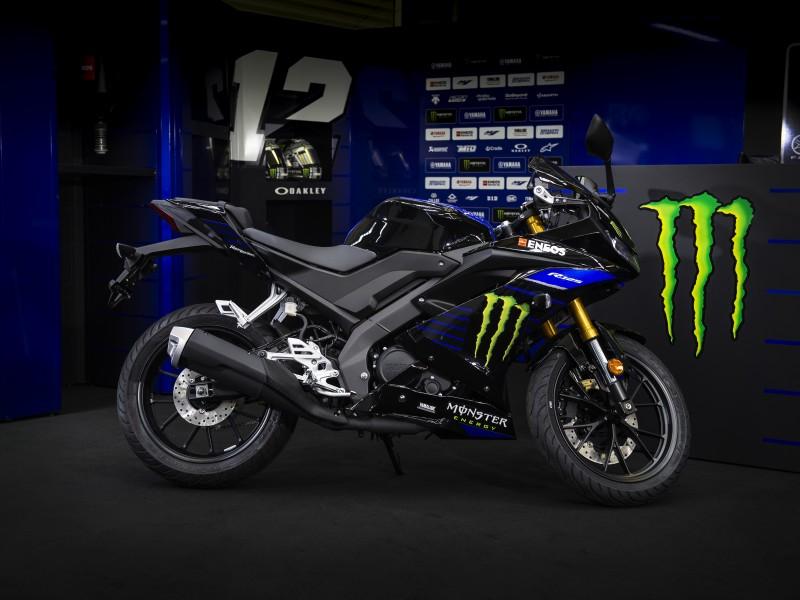 Yamaha YZF-R125 MotoGP 2020