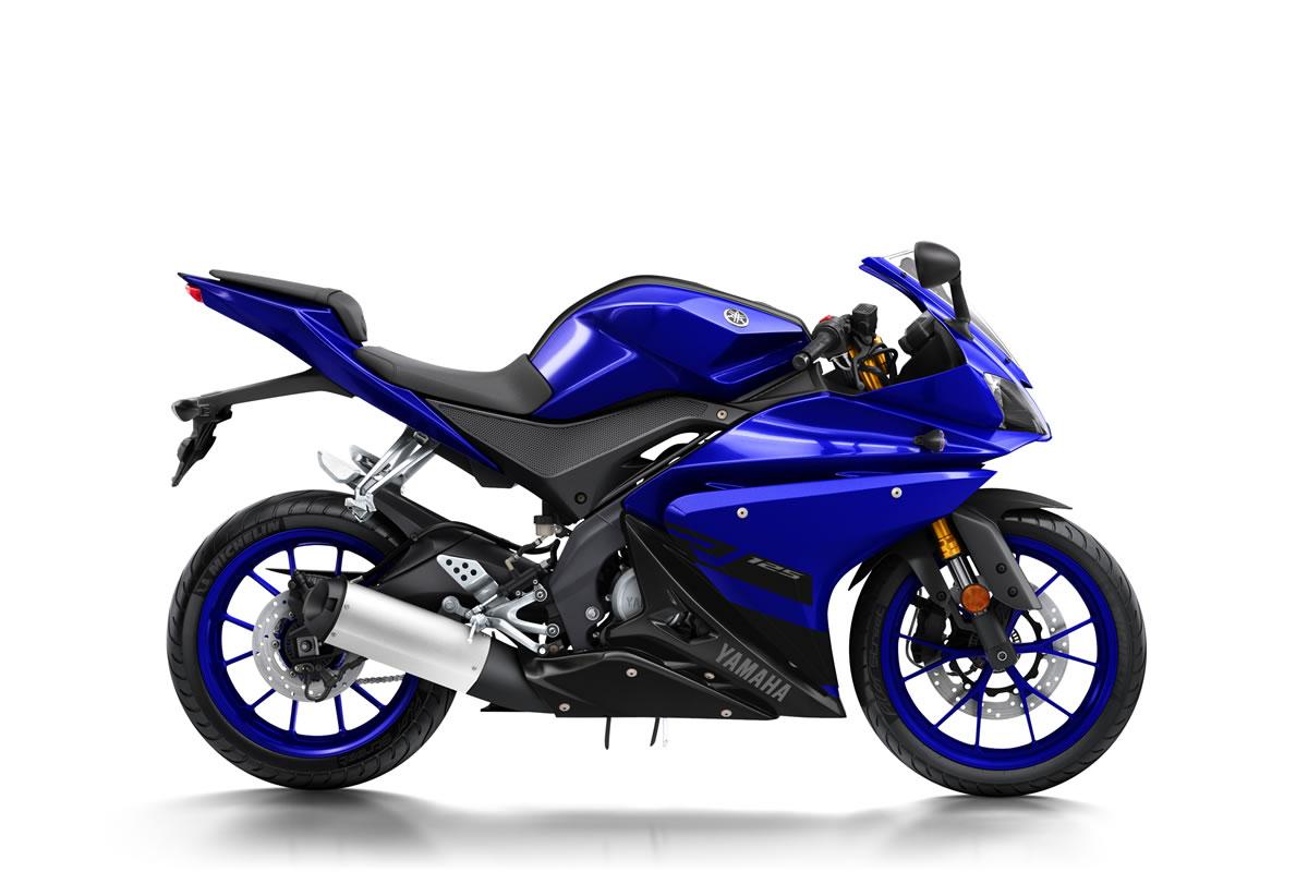 Yamaha Blue YZF-R125