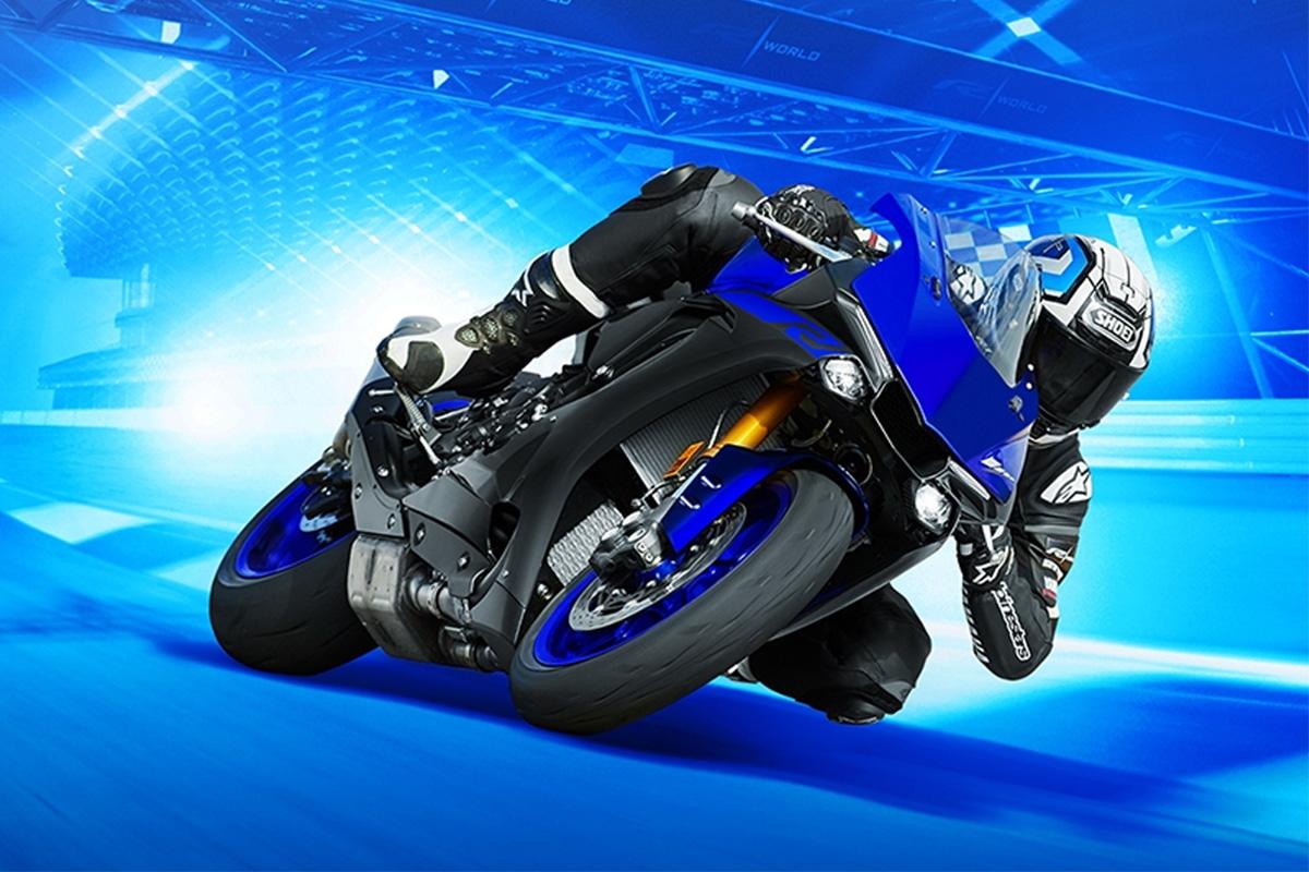 Yamaha YZF-R1M '19