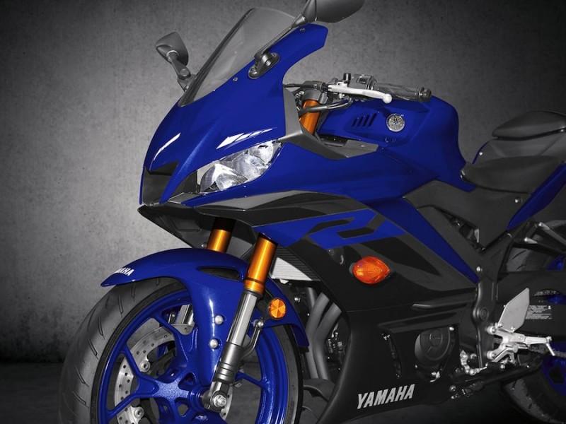 Yamaha YZF-R3 '17 2017