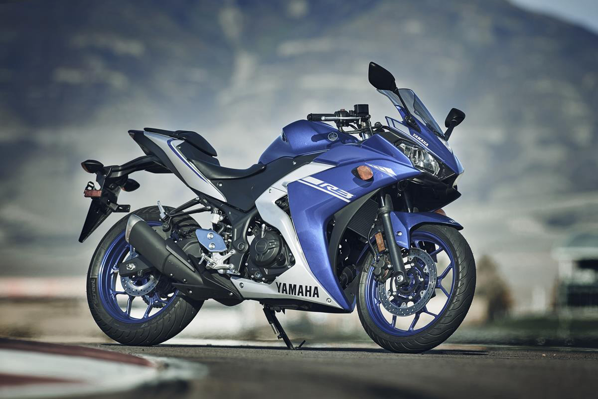Best Offer Yamaha YZF-R3 2017