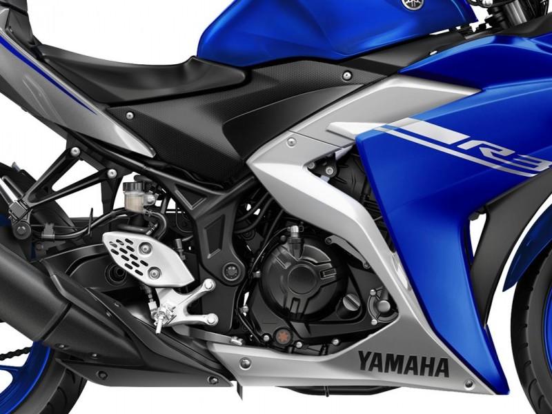 Yamaha YZF-R3 2017