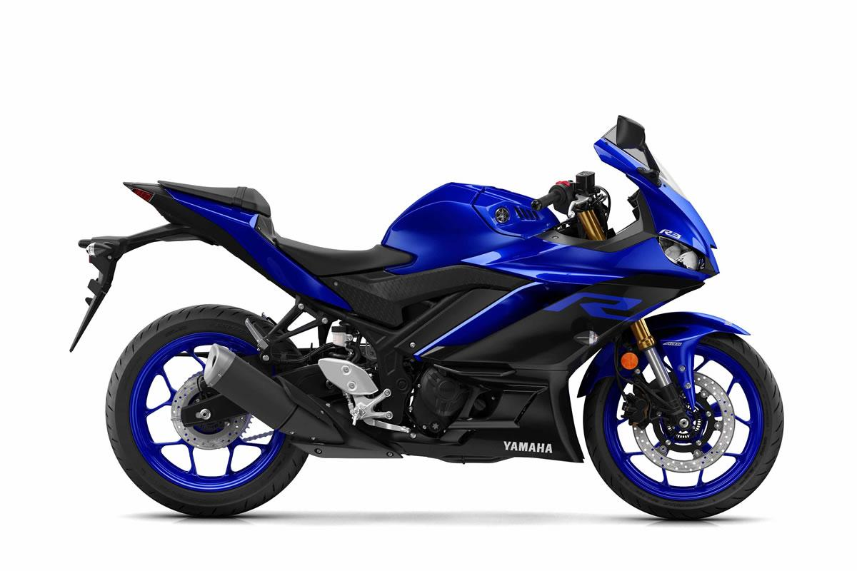 New Yamaha YZF-R3
