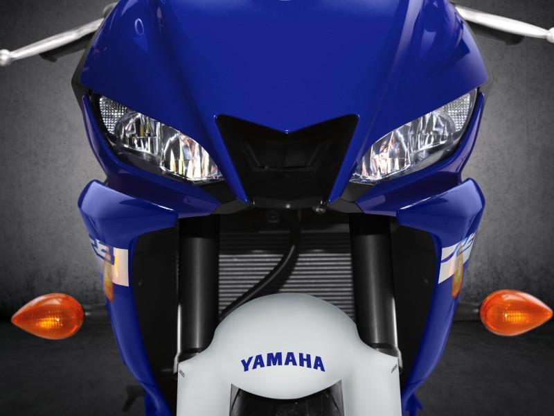 Yamaha YZF-R3 2020