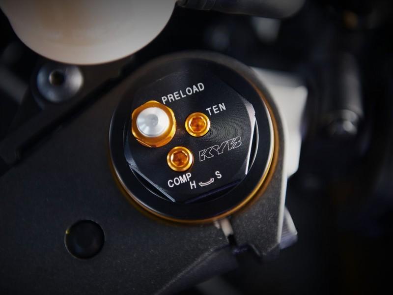 Yamaha YZF-R6 2019