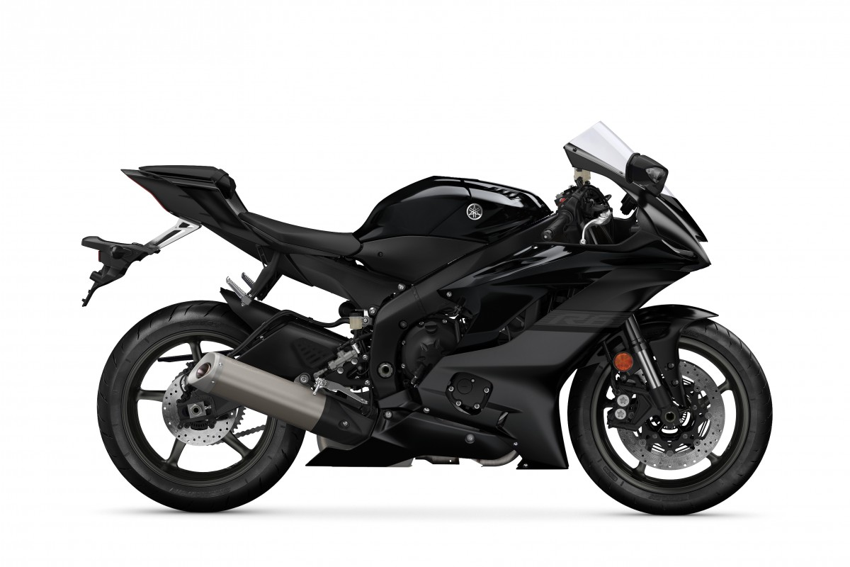 Midnight Black YZF-R6